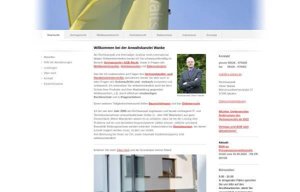 Vorschau von www.computervertrag.de, WebJus