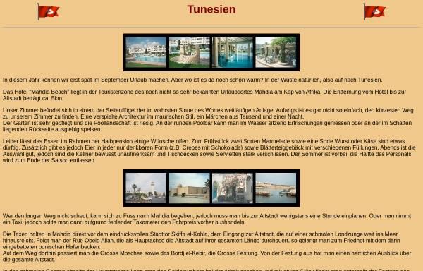 Vorschau von www.felge-md.de, September Urlaub in Tunesien [Brigitte Felgenhauer]