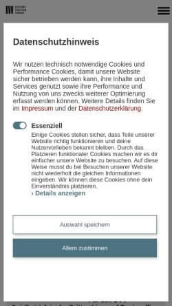Vorschau der mobilen Webseite www.vv-rheinland.de, Volleyballverband-Rheinland