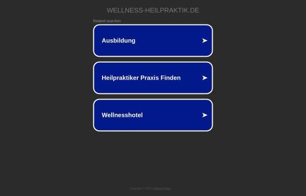 Vorschau von www.wellness-heilpraktik.de, Naturheilpraxis Martina Roth
