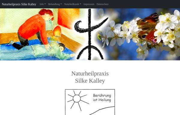 Vorschau von www.silkekalley.de, Silke Kalley