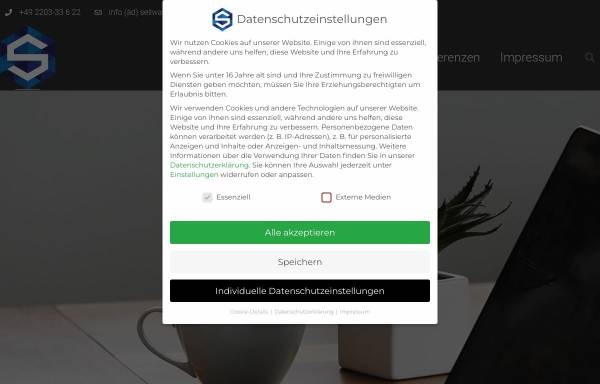 Vorschau von www.sellways.net, Sellways Consulting, Inh. Robert Kropp