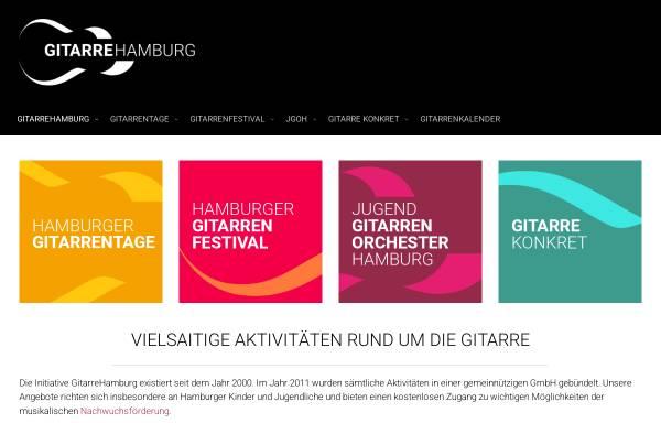 Vorschau von gitarrehamburg.de, GitarreHamburg.de