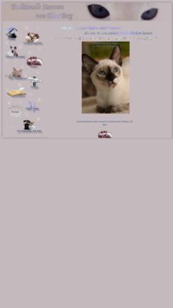 Vorschau der mobilen Webseite www.traditionelle-siamkatze.de, Vom Elzer Berg