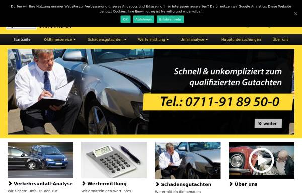 Vorschau von ibk-stuttgart.de, IBK-Stuttgart GmbH