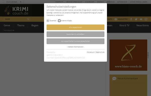 Vorschau von www.krimi-couch.de, Brigitte Aubert: Nachtlokal