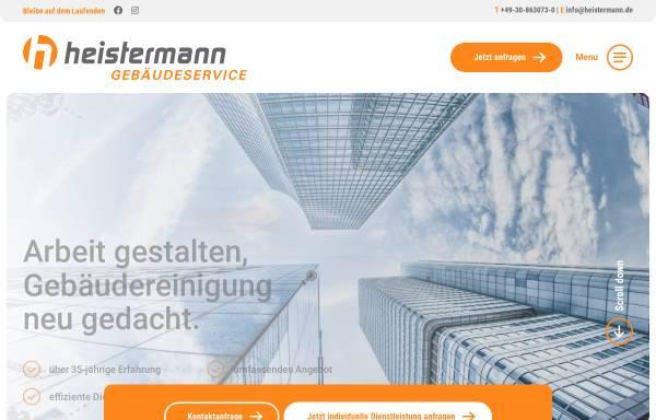 Vorschau von www.heistermann.de, HSG Heistermann-Gebäude-Service GmbH