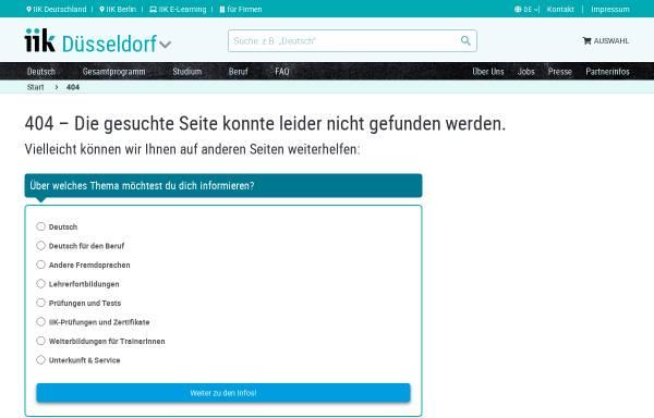 Vorschau von www.stufen.de, Stufen International (Klett)