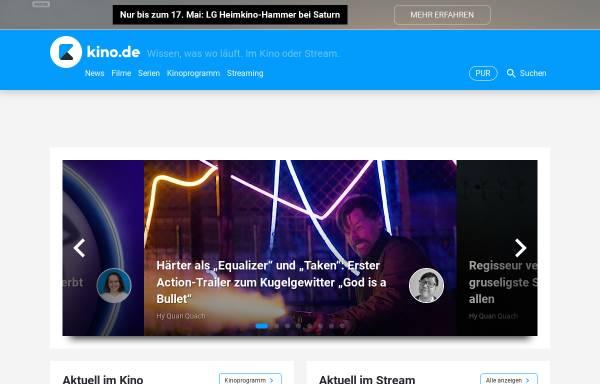 Vorschau von www.moviemaze.de, Moviemaze.de