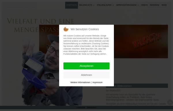 Vorschau von www.walkact24.de, Remmert, Michael