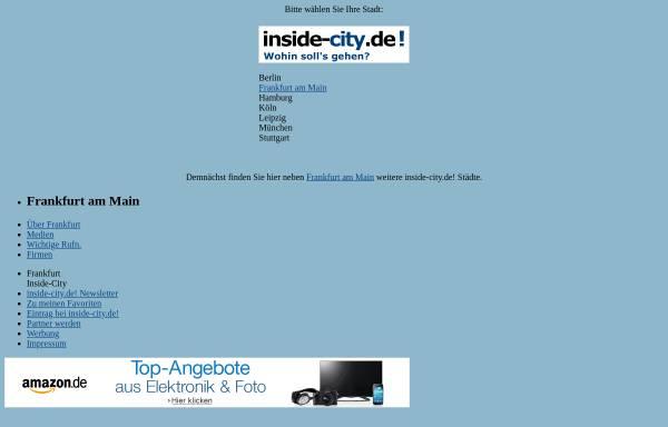 Vorschau von www.inside-city.de, Inside-City
