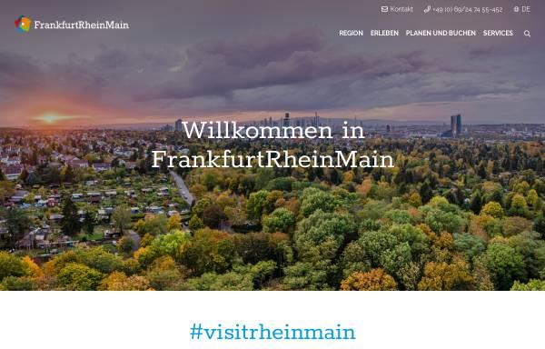 Vorschau von www.frankfurt-rhein-main.de, Region Frankfurt Rhein-Main