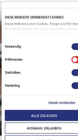 Vorschau der mobilen Webseite www.electrocycling.de, Electrocycling GmbH