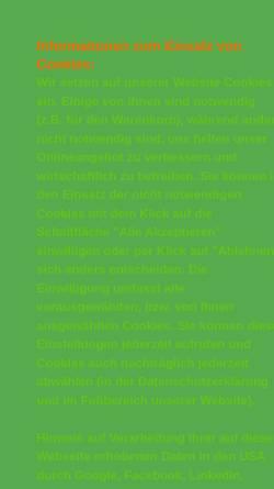 Vorschau der mobilen Webseite www.gutachterundsachverstaendige.de, Sachverständigenverzeichnis Deutschland