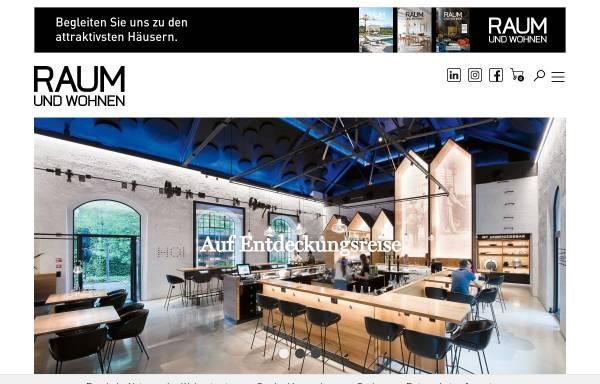 Vorschau von www.raum-und-wohnen.ch, Raum und Wohnen