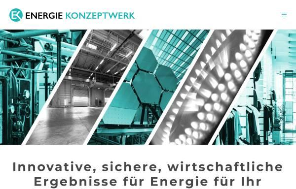 Vorschau von www.energievertrag.de, Dipl.-Kfm. Michael H. Bäzner