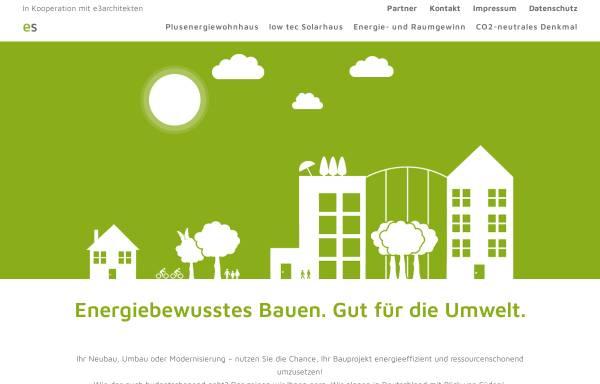 Vorschau von www.energieberatung-sued.de, Energieberatung Niedersachsen Süd