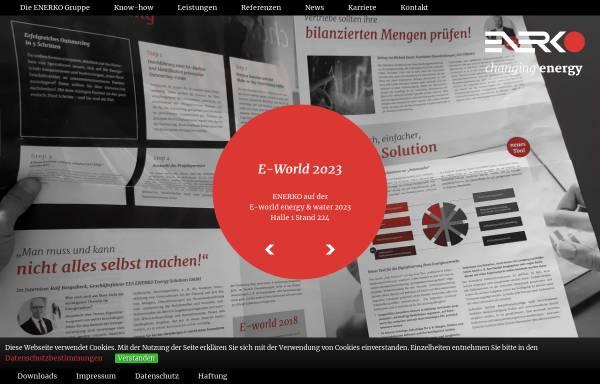 Vorschau von www.enerko.de, Enerko GmbH
