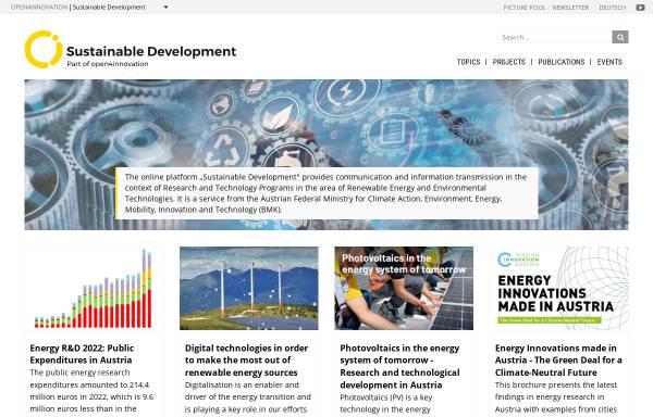 Vorschau von www.energytech.at, Energytech.at