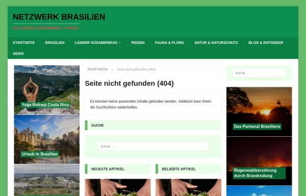Vorschau von www.tropenwaldnetzwerk-brasilien.de, Was ist Biologische Vielfalt?