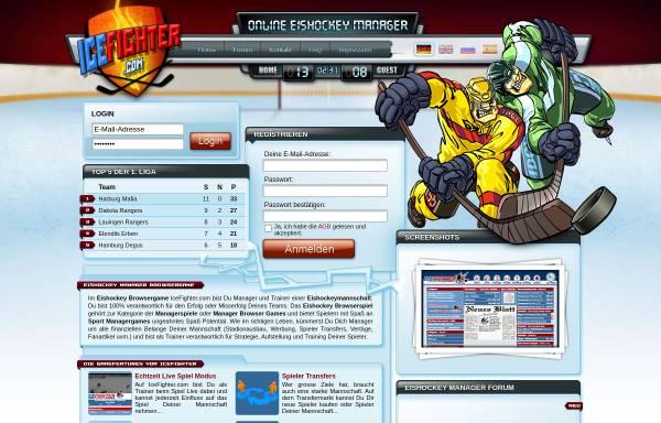 Vorschau von www.icefighter.com, IceFighter