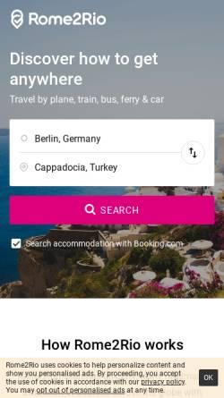 Vorschau der mobilen Webseite www.smashdown.de, Smashdown