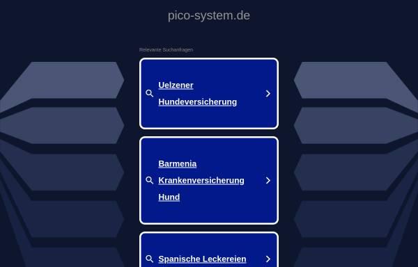 Vorschau von www.pico-system.de, HMLG - Homöopathie-Mittelsuche Leichtgemacht