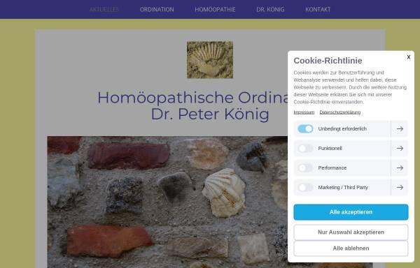 Vorschau von www.audesapere.com, Dr. Peter König