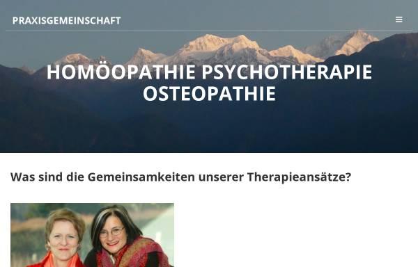 Vorschau von www.simile.at, Dr. Susanne Katholnigg und Ingrid Riepler-Reisecker