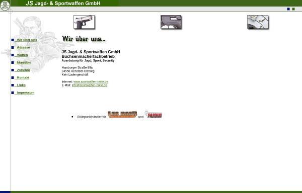 Vorschau von sportwaffen-nolte.de, AST Jagd- und Sportwaffen GmbH