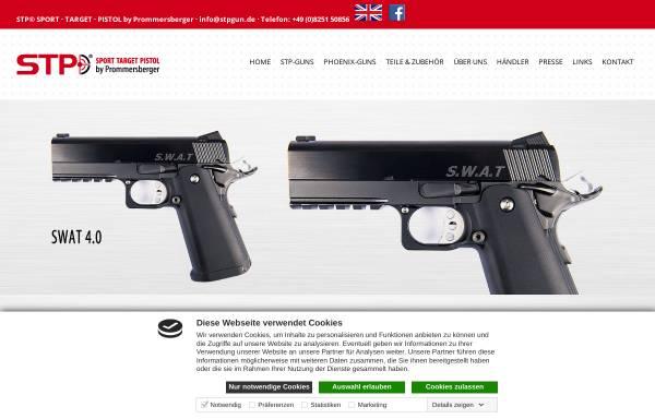 Vorschau von www.gunmaker.de, Büchsenmacherei Prommersberger