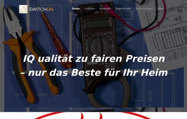 Vorschau von www.e-w-a.de, EWA Meisterbetrieb, Inh. Werner Aumeier