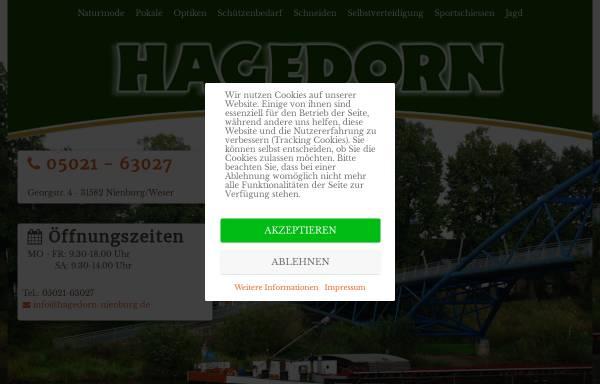 Vorschau von www.hagedorn-nienburg.de, Hagedorn &Söhne