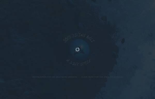 Vorschau von www.joesdivingbali.com, Joe's Diving Bali