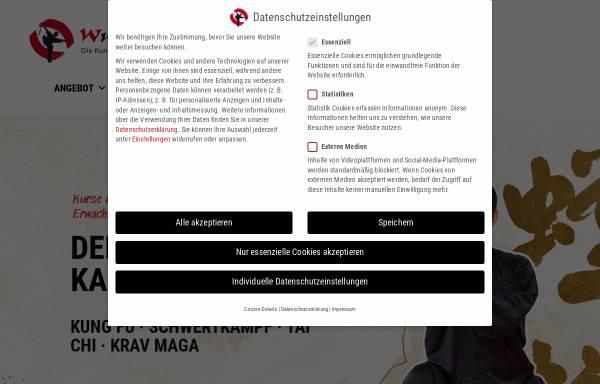 Vorschau von wudao.de, Wu Dao