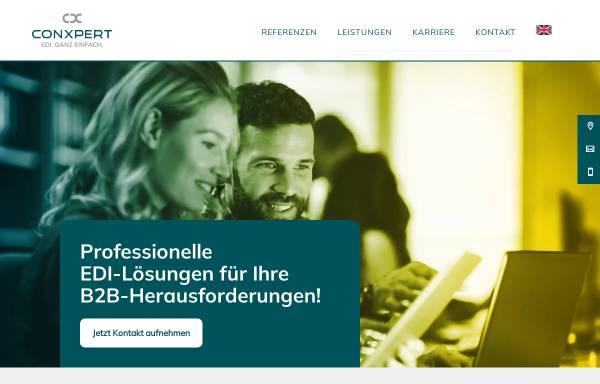 Vorschau von www.conxpert.de, ConXpert GmbH & Co. KG