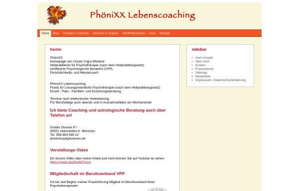 Vorschau von lebenscoaching-muenchen.de, Ganzheitliches Lebenscoaching