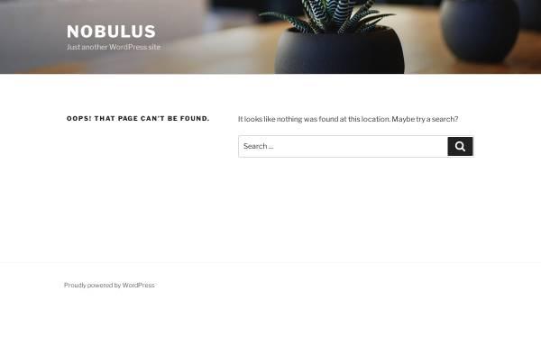 Vorschau von www.nobulus.at, Nobulus - Urban Dance Artists