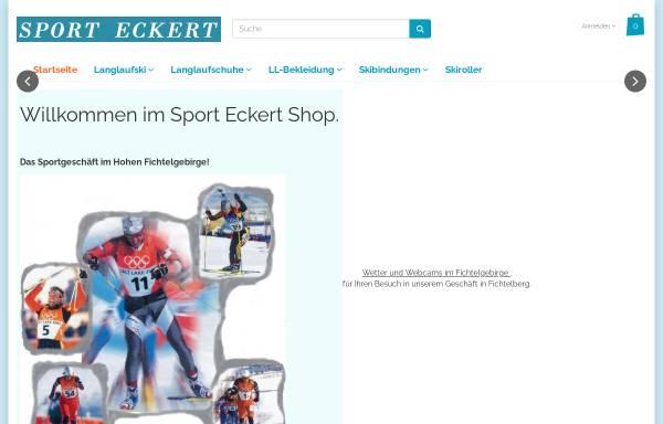 Vorschau von www.sport-eckert.de, Sport-Eckert