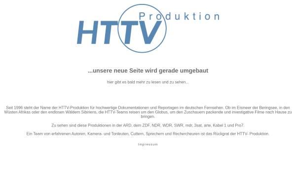 Vorschau von www.httv-produktion.de, HTTV Produktion