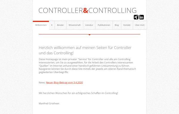 Vorschau von www.my-controlling.de, Controlling [my-controlling.de]
