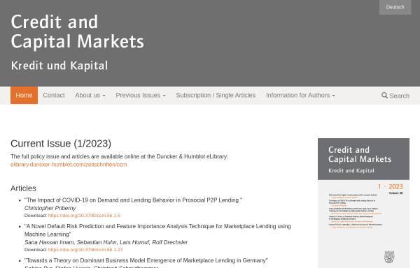 Vorschau von www.kredit-und-kapital.de, Kredit und Kapital
