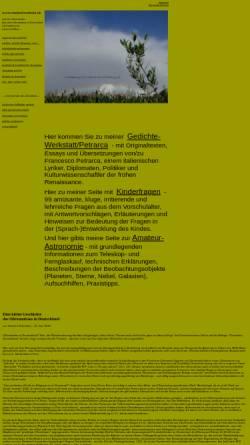 Vorschau der mobilen Webseite www.mainolivenhain.de, Olivenhain Kraichgau
