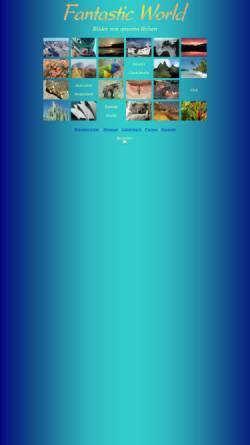 Vorschau der mobilen Webseite www.seifried-mering.de, Fantastic World [Christine & Werner Seifried]