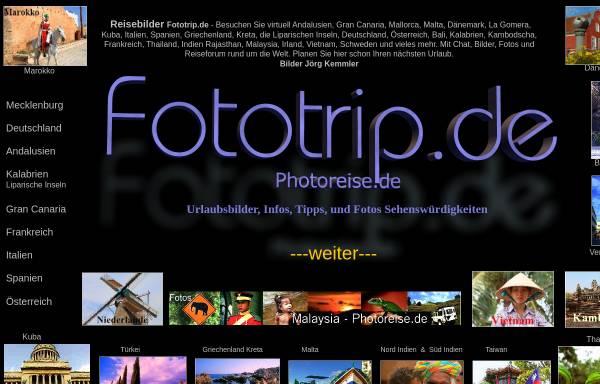 Vorschau von www.fototrip.de, Fototrip.de [Jörg Kemmler]