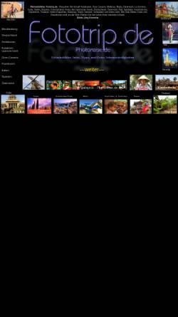 Vorschau der mobilen Webseite www.fototrip.de, Fototrip.de [Jörg Kemmler]