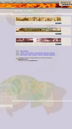 Vorschau der mobilen Webseite www.photovista.ch, Photovista [Philipp Blatter]