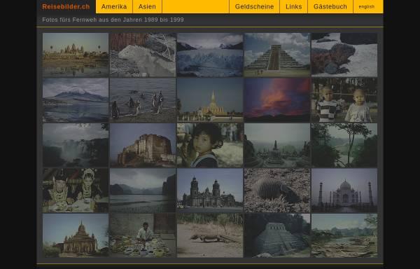 Vorschau von www.reisebilder.ch, Reisebilder [Roland Schär]
