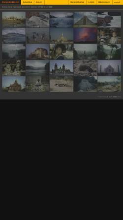 Vorschau der mobilen Webseite www.reisebilder.ch, Reisebilder [Roland Schär]