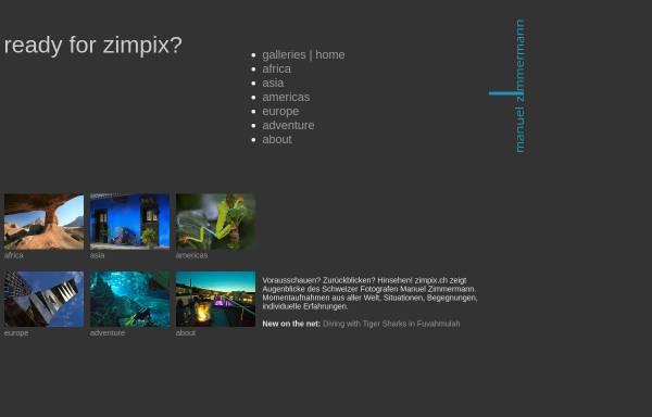 Vorschau von www.zimpix.ch, Zimpix [Manuel Zimmermann]